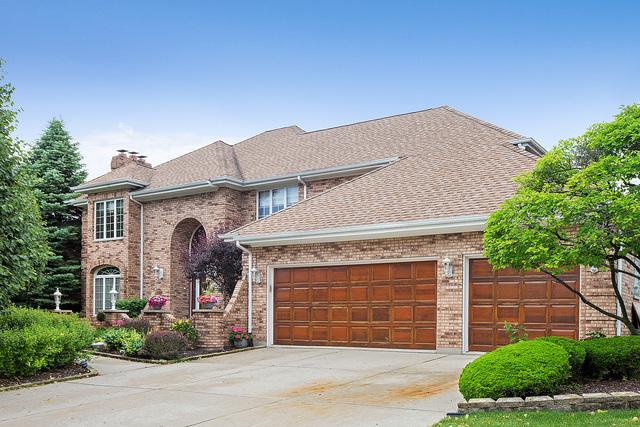 16860 Pineview Drive, Homer Glen, IL 60491 (MLS #10424734) :: Baz Realty Network | Keller Williams Elite