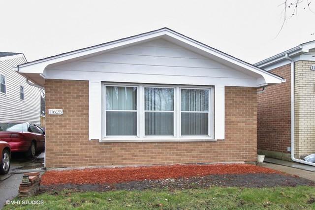 11625 S Racine Avenue, Chicago, IL 60643 (MLS #10424873) :: Ani Real Estate