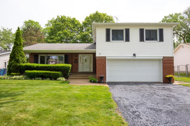 407 N Wesley Drive, Addison, IL 60101 (MLS #10424935) :: Littlefield Group