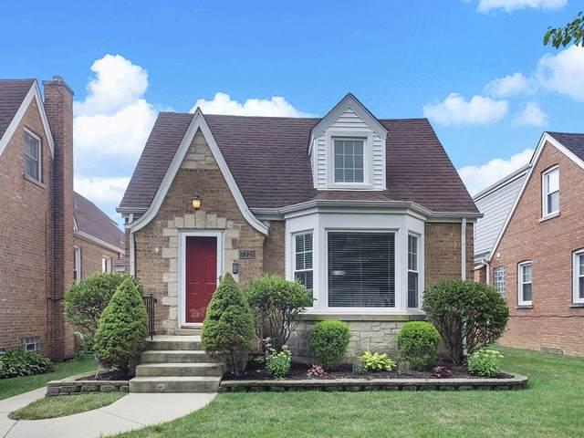7321 W Fitch Avenue, Chicago, IL 60631 (MLS #10424955) :: The Perotti Group   Compass Real Estate