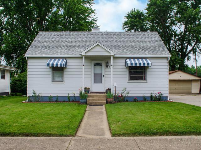 810 W Harvard Street, Champaign, IL 61820 (MLS #10424973) :: Ryan Dallas Real Estate