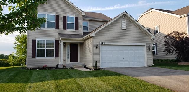 145 Bloomfield Drive, Woodstock, IL 60098 (MLS #10425019) :: Lewke Partners