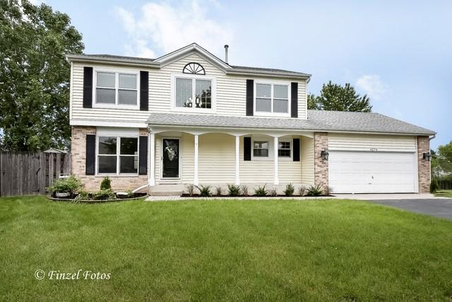 4270 Rosewood Court, Lake In The Hills, IL 60156 (MLS #10425075) :: Lewke Partners