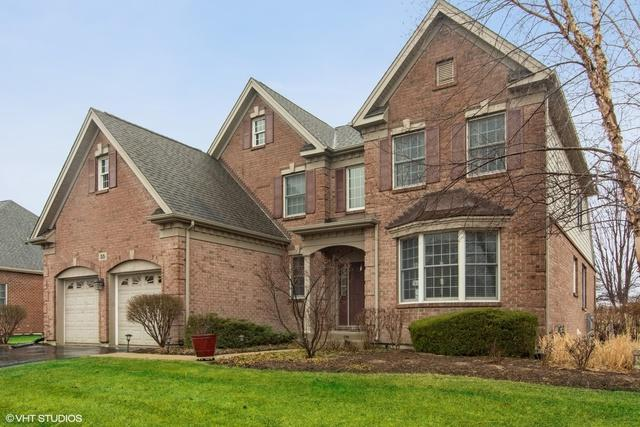 55 Tournament Drive S, Hawthorn Woods, IL 60047 (MLS #10425076) :: The Dena Furlow Team - Keller Williams Realty