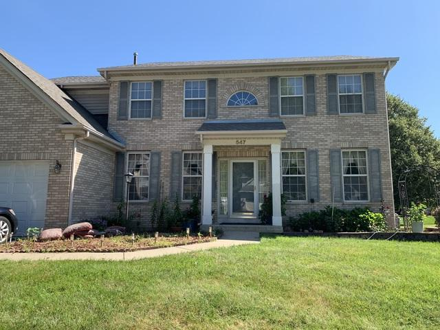 547 Patriot Court, Gurnee, IL 60031 (MLS #10425172) :: The Perotti Group | Compass Real Estate
