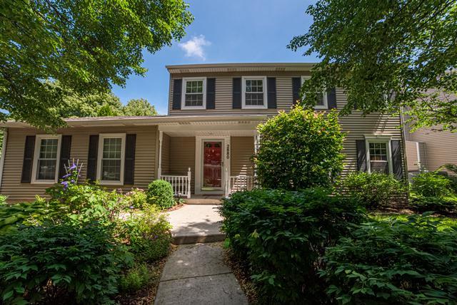 2880 Vail Court, Lisle, IL 60532 (MLS #10425373) :: Helen Oliveri Real Estate