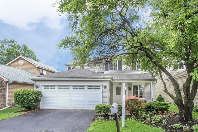 6425 Parksleg Court, Lisle, IL 60532 (MLS #10425395) :: Helen Oliveri Real Estate