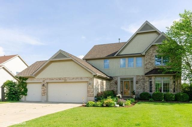5375 Fox Path Lane, Hoffman Estates, IL 60192 (MLS #10425912) :: Berkshire Hathaway HomeServices Snyder Real Estate