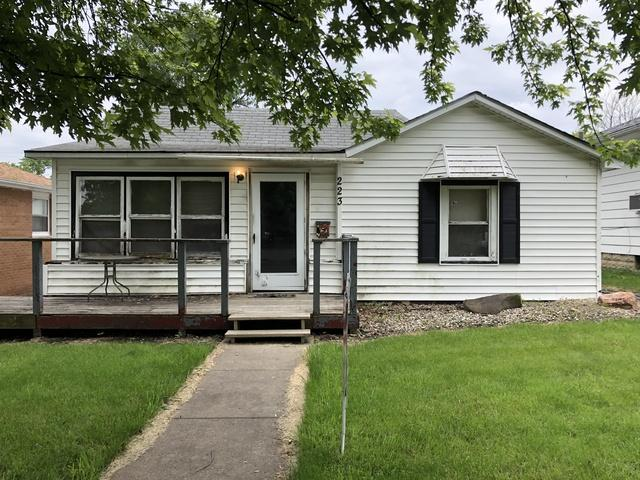 223 S Clinton Avenue, Bradley, IL 60915 (MLS #10425971) :: The Jacobs Group