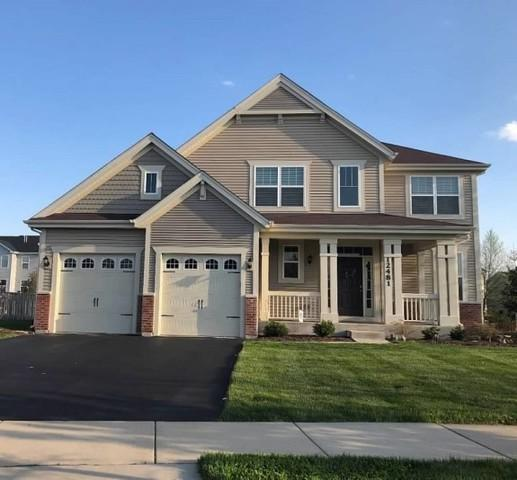 12481 Lion's Chase Lane, Huntley, IL 60142 (MLS #10426020) :: The Wexler Group at Keller Williams Preferred Realty