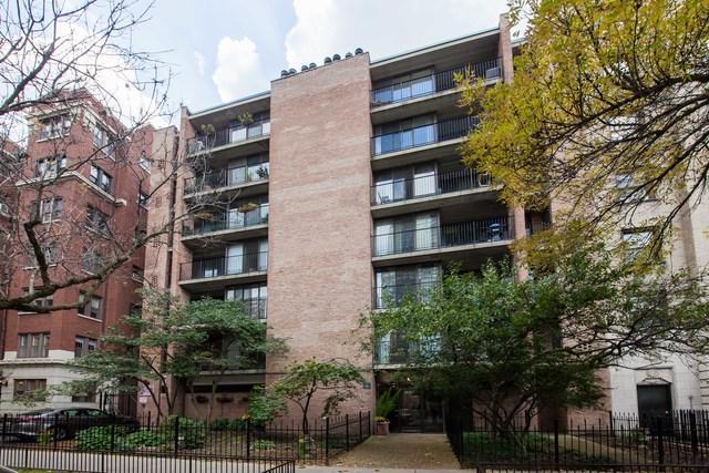 651 W Sheridan Road 6B, Chicago, IL 60613 (MLS #10426148) :: Ani Real Estate