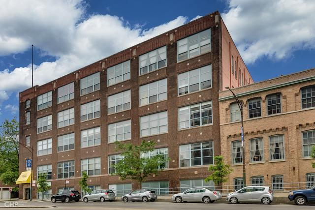 1733 W Irving Park Road #217, Chicago, IL 60613 (MLS #10426149) :: Ani Real Estate