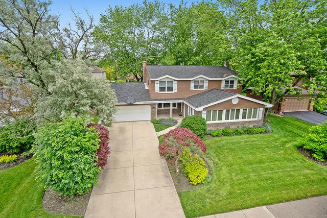 3128 Hemlock Lane, Northbrook, IL 60062 (MLS #10426233) :: The Spaniak Team