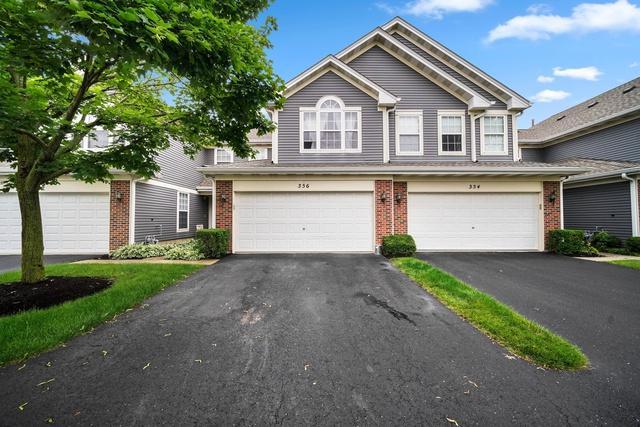 356 E Haver Hill Court #356, Itasca, IL 60143 (MLS #10426308) :: Ani Real Estate