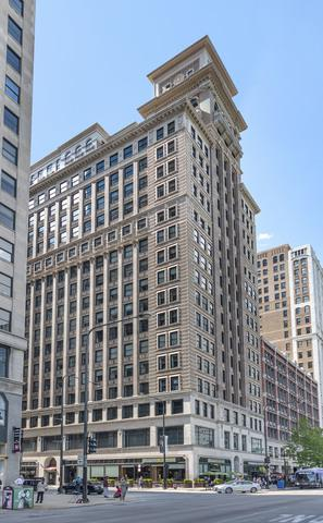 6 N Michigan Avenue #1804, Chicago, IL 60602 (MLS #10426347) :: Touchstone Group
