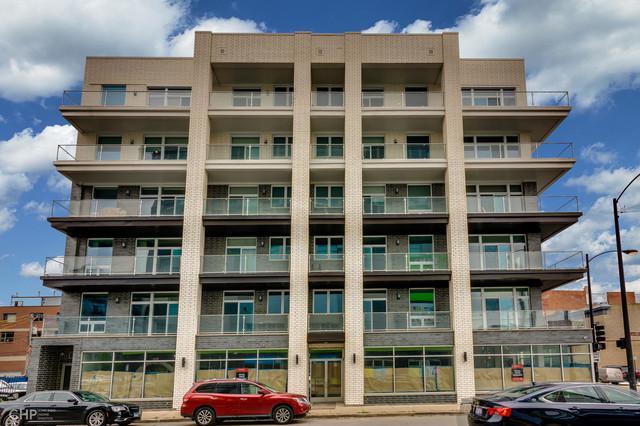 236 S Racine Avenue #201, Chicago, IL 60607 (MLS #10426561) :: Lewke Partners