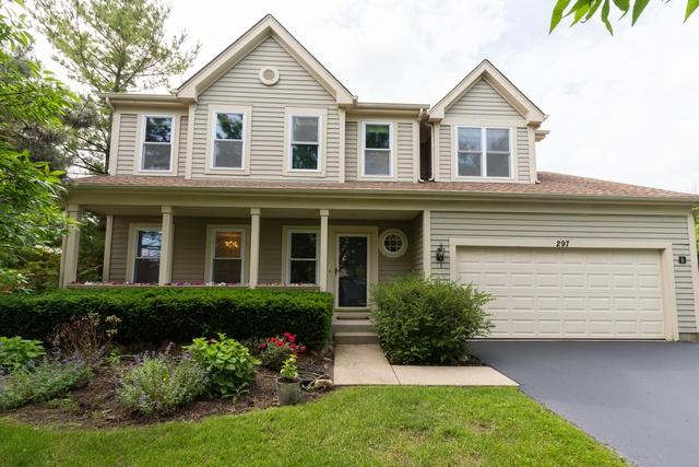 297 N Cambridge Court, Grayslake, IL 60030 (MLS #10426671) :: Baz Realty Network | Keller Williams Elite