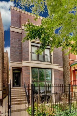 1523 N Claremont Avenue #1, Chicago, IL 60622 (MLS #10426673) :: Baz Realty Network | Keller Williams Elite
