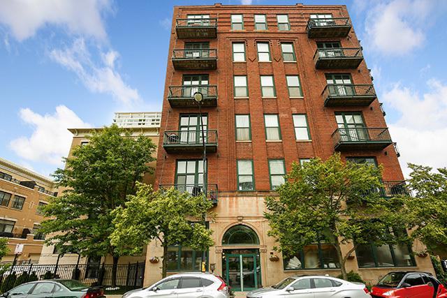 1632 S Indiana Avenue #306, Chicago, IL 60616 (MLS #10426816) :: Touchstone Group