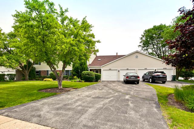 615 N Deer Run Drive B22, Palatine, IL 60067 (MLS #10426976) :: The Spaniak Team