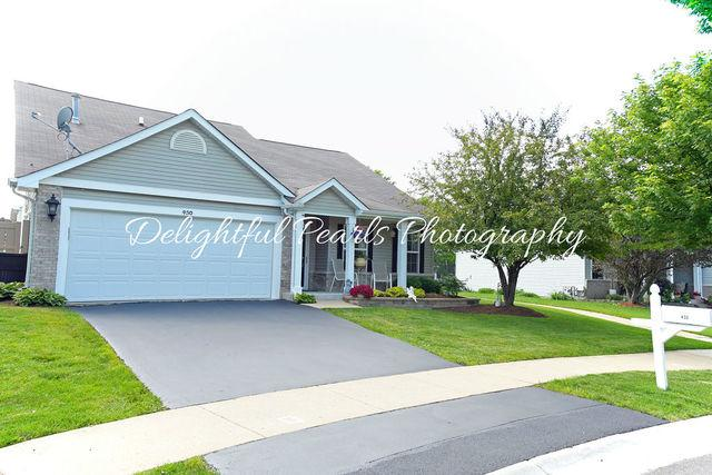 430 Claire Avenue, Romeoville, IL 60446 (MLS #10427167) :: Angela Walker Homes Real Estate Group