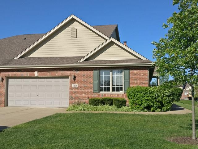 12608 Royal Gorge Court, Mokena, IL 60448 (MLS #10427247) :: Ryan Dallas Real Estate
