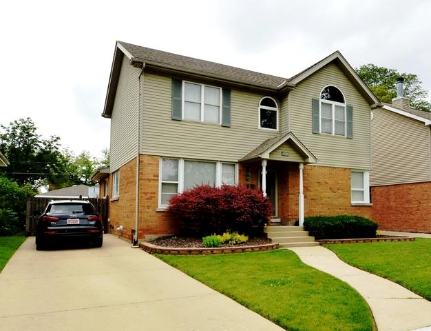 3026 Buckingham Avenue, Westchester, IL 60154 (MLS #10427419) :: The Jacobs Group