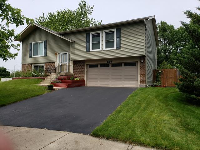 124 Farm Gate Lane, Bolingbrook, IL 60440 (MLS #10427457) :: Ani Real Estate