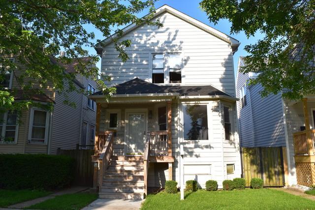 3531 N Whipple Street, Chicago, IL 60618 (MLS #10427497) :: Baz Realty Network | Keller Williams Elite