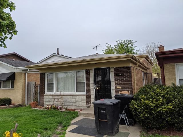 11545 S Ashland Avenue, Chicago, IL 60643 (MLS #10427533) :: Ani Real Estate