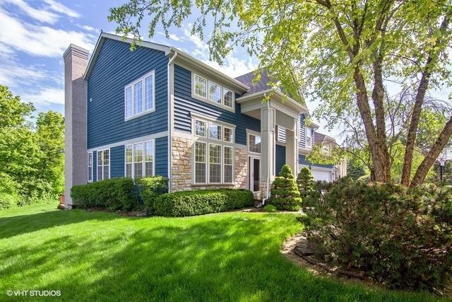 6 River Oaks Circle W, Buffalo Grove, IL 60089 (MLS #10427869) :: Ryan Dallas Real Estate