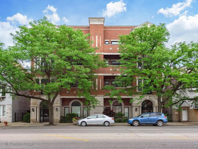 4525 N Western Avenue 2C, Chicago, IL 60625 (MLS #10427940) :: Baz Realty Network | Keller Williams Elite