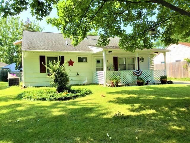 1064 Bel Aire Drive, Rantoul, IL 61866 (MLS #10428404) :: Ryan Dallas Real Estate