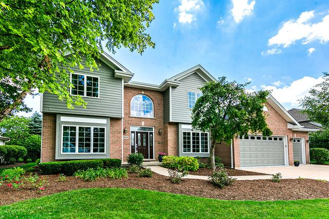 13609 Sharp Drive, Plainfield, IL 60544 (MLS #10428428) :: The Wexler Group at Keller Williams Preferred Realty