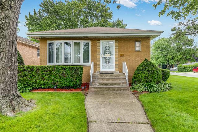 727 N Wolf Road, Hillside, IL 60162 (MLS #10428658) :: The Jacobs Group
