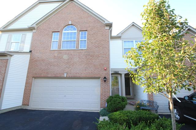2866 Stonewater Drive, Naperville, IL 60564 (MLS #10428962) :: The Spaniak Team