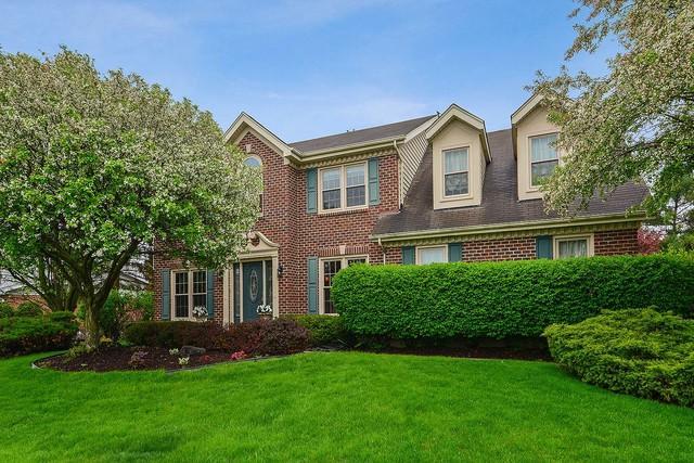 18001 Arthur Drive, Orland Park, IL 60467 (MLS #10429408) :: Ryan Dallas Real Estate