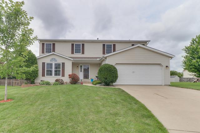 1411 Oreilly Court, Normal, IL 61761 (MLS #10429578) :: Berkshire Hathaway HomeServices Snyder Real Estate