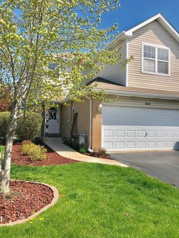 18047 Mager Drive, Tinley Park, IL 60487 (MLS #10429644) :: Baz Realty Network   Keller Williams Elite