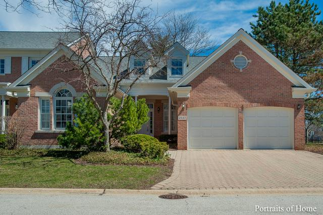 2537 E Chesapeake Place, Westchester, IL 60154 (MLS #10429680) :: The Jacobs Group