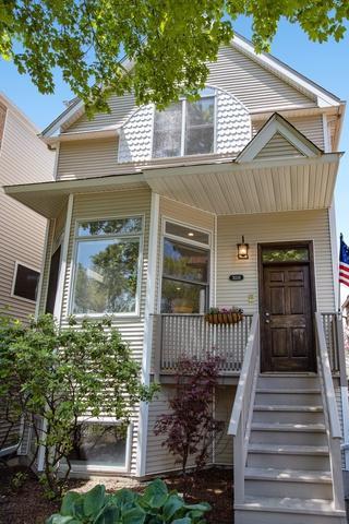3034 N Leavitt Street, Chicago, IL 60618 (MLS #10429701) :: Touchstone Group