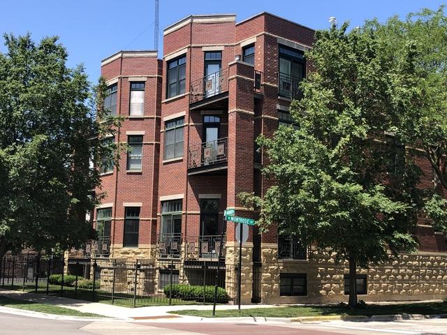 2736 W Montrose Avenue 3W, Chicago, IL 60618 (MLS #10429746) :: The Wexler Group at Keller Williams Preferred Realty