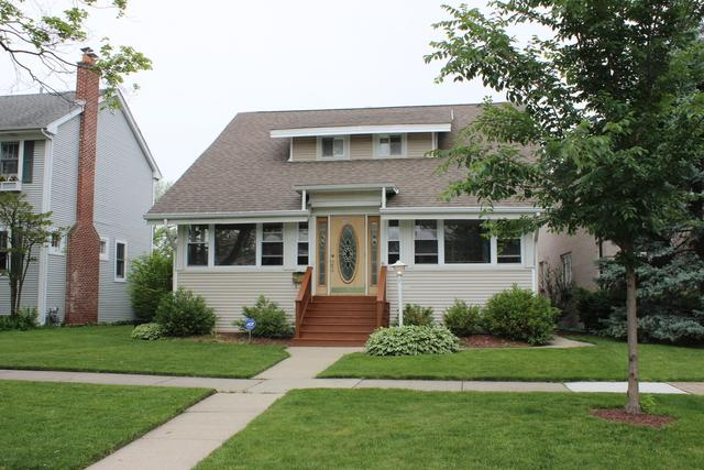 400 S Chester Avenue, Park Ridge, IL 60068 (MLS #10429820) :: Baz Realty Network | Keller Williams Elite