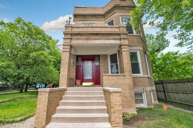 852 W 50th Place, Chicago, IL 60609 (MLS #10429956) :: Touchstone Group