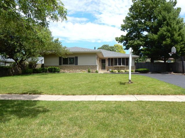 704 Southgate Road, New Lenox, IL 60451 (MLS #10430088) :: The Mattz Mega Group