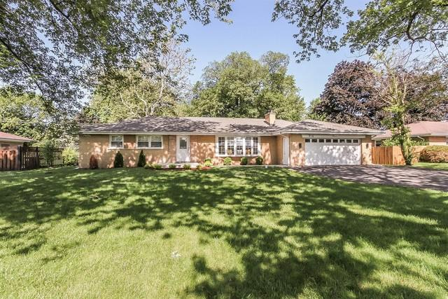 916 N Elmhurst Road, Prospect Heights, IL 60070 (MLS #10430133) :: Berkshire Hathaway HomeServices Snyder Real Estate