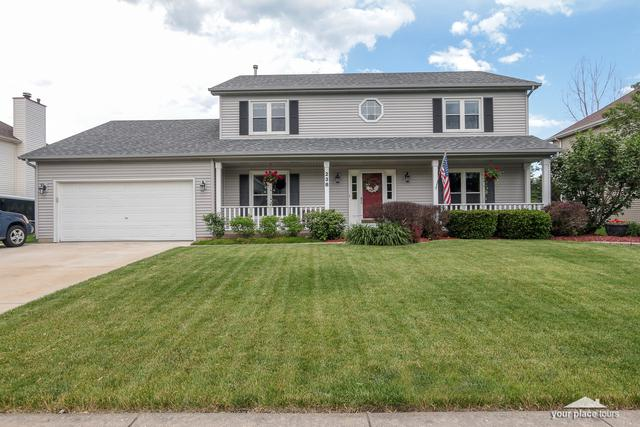 238 Isleview Drive, Oswego, IL 60543 (MLS #10430171) :: Angela Walker Homes Real Estate Group
