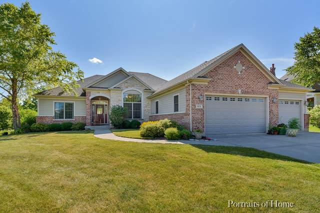 613 Whirlaway Drive, Genoa, IL 60135 (MLS #10430219) :: The Wexler Group at Keller Williams Preferred Realty