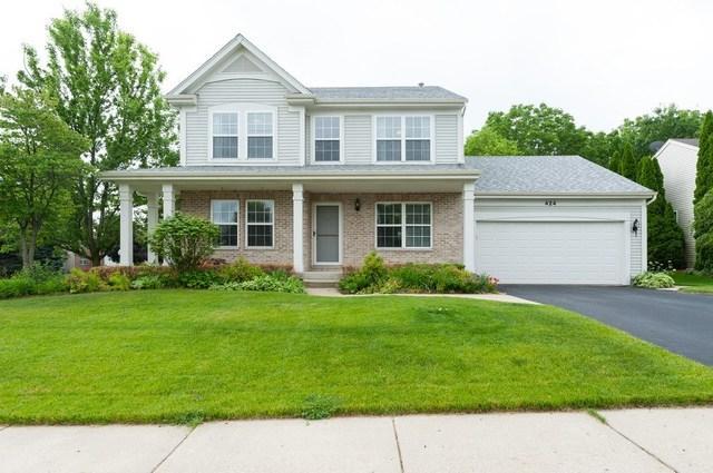424 Fairfax Drive, Lake Villa, IL 60046 (MLS #10430230) :: The Jacobs Group