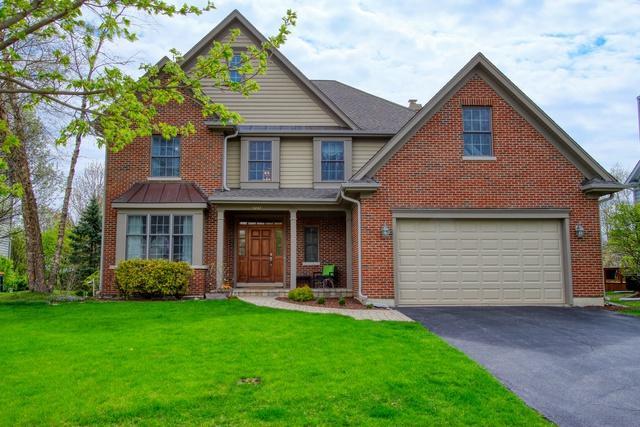 1247 Vineyard Drive, Gurnee, IL 60031 (MLS #10430231) :: The Jacobs Group